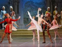 Санкт-петербургский театр балета представит в Таллине `Спящую красавицу` Чайковского