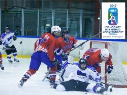 Хоккей. ЮЧМ-2017. Сборная Эстонии в овертайме вырвала победу у команды Хорватии