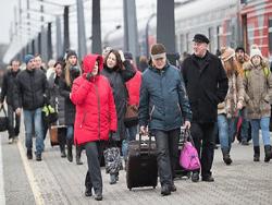 В феврале 2017 года в Эстонии зафиксирован существенный рост количества туристов из России