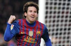 Футбол. Чемпионат Испании. `Барселона` за восемь минут расправилась с `Севильей`