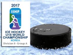 Хоккей. ЮЧМ-2017. Сборная Эстонии одержала третью победу в овертайме - теперь над Кореей