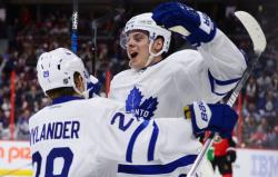 НХЛ-2016/17. `Торонто`, которое 50 лет не выигрывало Кубок Стэнли, пробилось в плей-офф