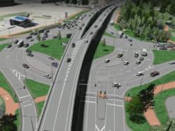 Реконструкция таллинской развязки в районе Хааберсти вступает в стадию строительства