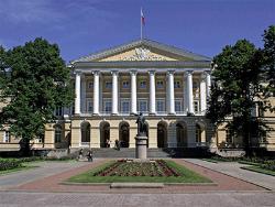 Делегация таллинского городского собрания 12 апреля посетила мэрию Санкт-Петербурга