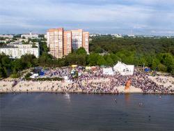 Таллинский городской пляж на Штромке в 2017 году ожидает масштабная реконструкция