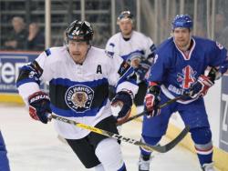 Хоккей. ЧМ-2017. Дивизион IB. Второе поражение команде Эстонии нанесла Великобритания