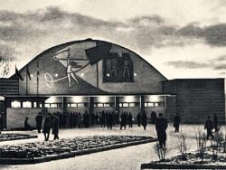 В центре Таллина после крупной реконструкции открывается спортивный холл «Калев»