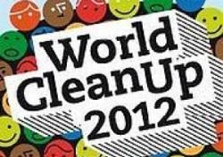 В Европе продолжаются массовые акции по уборке World Cleanup 2012