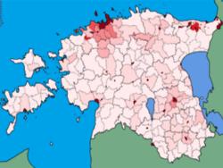 Департамент статистики: За 2016 год количество жителей Эстонии уменьшилось на 309 человек