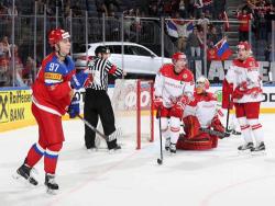Хоккей. ЧМ-2017. Сборной России для победы над Данией хватило 1 минуты и 10 секунд