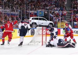 Хоккей. ЧМ-2017. Сборная России разгромила словаков, а канадцы проиграли Швейцарии