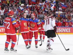 Хоккей. ЧМ-2017. Сборные России и Канады вернули себе лидерство в группах