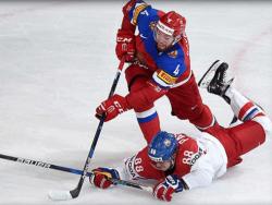 Хоккей. ЧМ-2017. В четвёрку сильнейших попали сборные России, Финляндии, Канады и Швеции