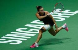 Теннис. Анетт Контавейт не смогла выйти в полуфинал в Риме, уступив румынке Симоне Халеп