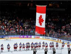 Хоккей. ЧМ-2017. В финале -  Канада и Швеция, а за `бронзу` поборются Россия и Финляндия