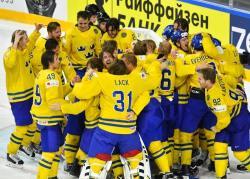 Хоккей. ЧМ-2017. Сборная Швеции в десятый раз стала чемпионом мира. Россияне - третьи