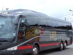 Эстонский автобусный перевозчик Lux Expres выходит на внутренний рынок России