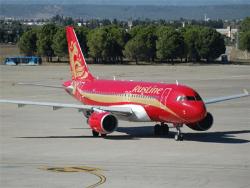 Российская авиакомпания «РусЛайн» начала обслуживать линию Санкт-Петебург - Таллин