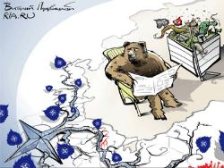 Большинство жителей Германии и Италии не верят в «российскую угрозу» для Прибалтики