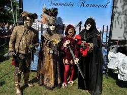 27 мая в таллинском парке Лёвенру пройдут весенняя ярмарка и Венецианский карнавал
