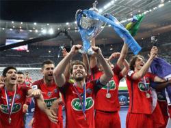 Футбол. «Барселона», «Арсенал», «Боруссия» и ПСЖ выиграли Кубки своих стран 2017 года