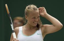 Теннис. Roland Garros-2017. Контавейт впервые вышла во 2-й круг турнира `Большого шлема`