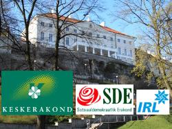 Власти Эстонии отказались от введения двух новых налогов и сохранят совместную декларацию