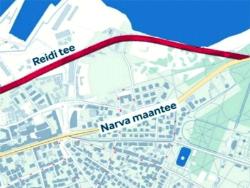 Суд приостановил разрешение на строительство улицы Рейди, власти Таллина это опротестуют