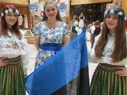 Нарвская школа-студия Pääsuke представила Эстонию на фестивале «Добровидение-2017»