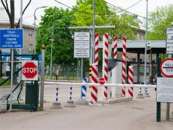 Полиция Эстонии на два дня восстанавливает пограничный контроль на границе с Латвией