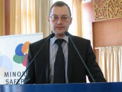 Представитель ОЛПЭ выступил на конференции в Софии с докладом о ксенофобии
