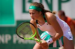 Теннис. Roland Garros-2017. Латышка впервые в истории выиграла Открытый чемпионат Франции