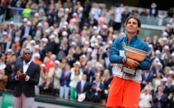 Теннис. Roland Garros-2017. Испанец Рафаэль Надаль стал 10-кратным чемпионом Франции!