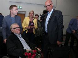В Таллине прошло первое заседание суда над экс-главой центристов Эдгаром Сависааром