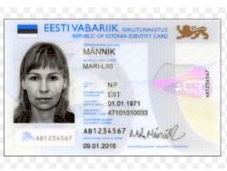 В Эстонии обновлена система подачи от граждан электронных ходатайств для получения ID-карт