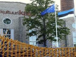 Центр Евросоюза перебазировался в Таллин: С 1 июля Эстония - страна-председатель ЕС
