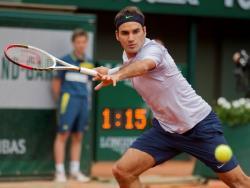 Теннис. Уимблдон-2017. Роджер Федерер установил рекорд турнира и не отдал ни одного сета
