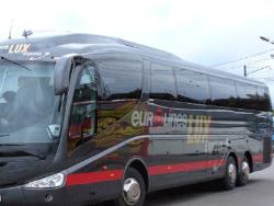 Эстонская кампания Lux Express отложила запуск своих автобусов на внутрироссийских линиях
