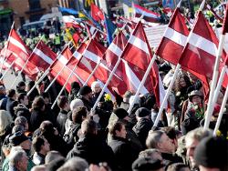 `За поддержку фашизма`: Левые Европы предлагают ввести санкции против Эстонии и Латвии