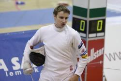 Фехтование. Николай Новоселов выиграл серебряную награду на чемпионате мира в Лейпциге