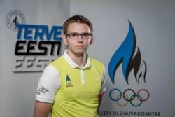 Пулевая стрельба. 24-летний Пеэтер Олеск выиграл `серебро` чемпионата Европы!