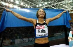 Легкая атлетика. На чемпионат мира в Лондон отправятся 13 эстонских спортсменов