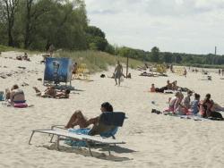 Власти Таллина вложили 420 тысяч евро в благоустройство пляжа и парка Штромки