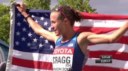 Легкая атлетика. ЧМ-2017. Невероятная история Эмми Крегг, которая стала третьей в Лондоне