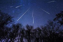 В ночь на субботу эстоноземельцы смогут увидеть метеорный поток Персеиды