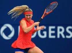 Теннис. Элина Свитолина выиграла крупный турнир в канадском Торонто, установив рекорд WTA