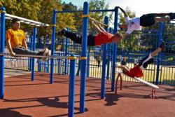 В Таллине пройдет молодежный фестиваль уличного спорта