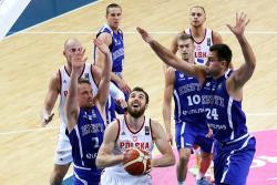 Баскетбол. Сборная Эстонии досрочно вышла во второй отборочный раунд ЧМ-2019