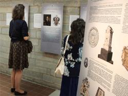 До октября 2017 года в Таллине гостит выставка «Исторические дворянские гербы России»