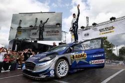 Авторалли. Эстонец Отть Тянак в чемпионском стиле выиграл престижный `Гран-при Германии`